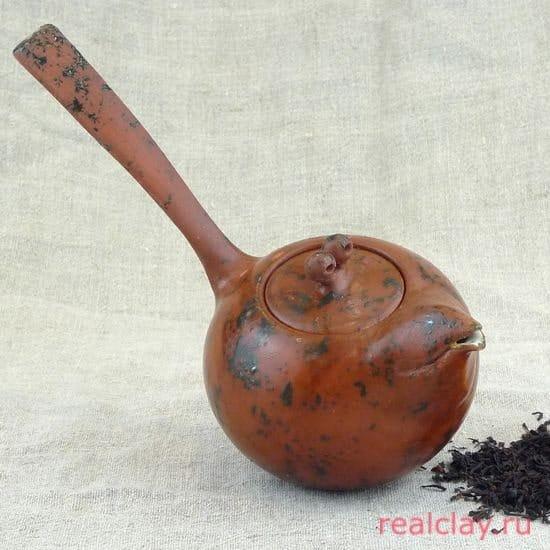 Чайник для заварки ручной работы