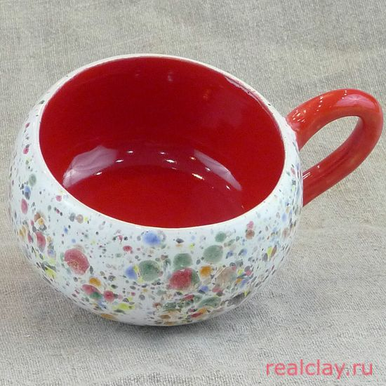 чайный набор керамический