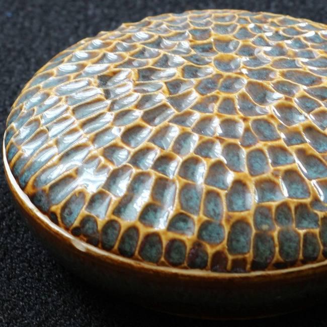 Керамическая шкатулка ручной работы со скидкой